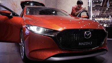 Video: Salone di Ginevra 2019, la Mazda3