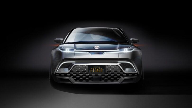 Fisker ci riprova: nel 2021 arriva il SUV elettrico