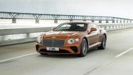 Bentley Continental GT V8: lusso e grandi prestazioni