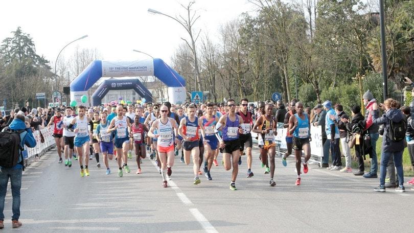 La 16^ Treviso Marathon ospita il campionato regionale veneto di maratona