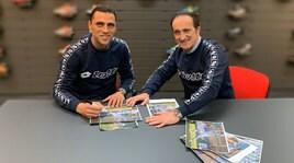 Lazio, nuovo sponsor per Romulo