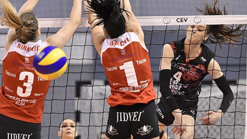 Volley: Cev Cup, Busto domina in Romania, trionfo ad un passo