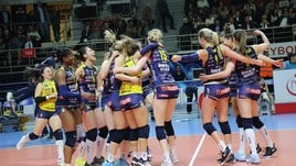 Volley: Champions Femminile, miracolo a Istanbul, Conegliano è in semifinale
