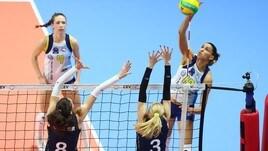 Volley: Champions Femminile, Scandicci sfiora l'impresa ma passa il Fenerbahce