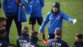 L'Italia in partenza per Udine, Florenzi rientra a Roma