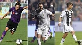 Marotta rifà l'Inter: tutti i nomi in lista