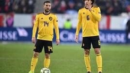 Qualificazioni Euro 2020: Belgio in discesa con la Russia