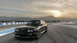 BMW M3 E30: il nuovo restmod FOTO