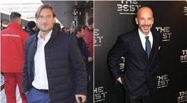 Euro 2020, Totti e Vialli saranno ambasciatori di Roma