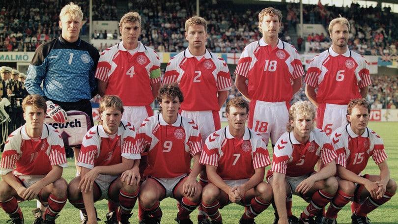 Squadre da leggenda: la Danimarca campione d'Europa 1992