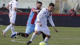 Serie C, parità nei recuperi: Virtus Francavilla-Viterbese 0-0, Potenza-Sicula Leonzio 2-2