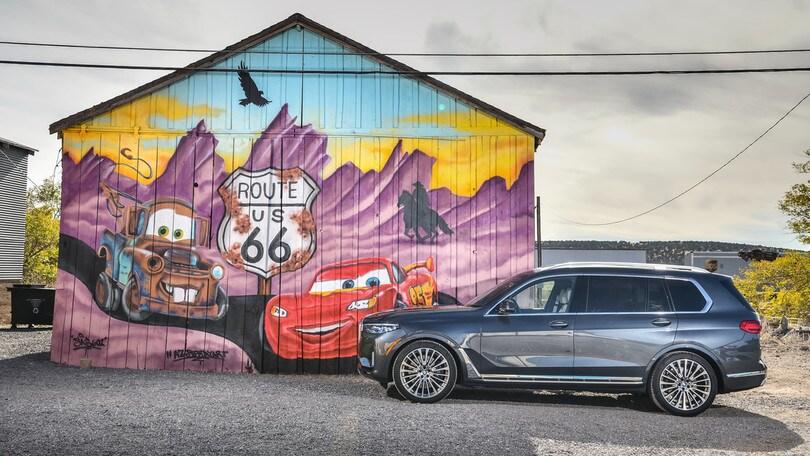 BMW X7, il nuovo SUV della gamma X