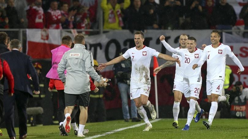Qualificazioni Euro 2020: Austria-Polonia, blitz biancorosso a 3,20