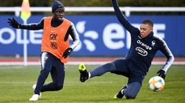 È sempre Juve contro Real Madrid: sfida di mercato per Kanté