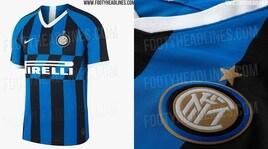 Inter, sarà questa la nuova maglia 2019-2020?