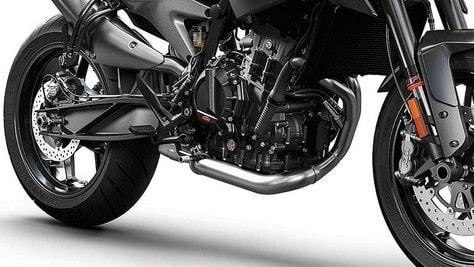 KTM, rumors su un nuovo bicilindrico 890