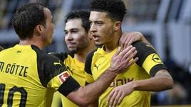 Sancho fa impazzire tutti: il Borussia Dortmund chiede 116 milioni