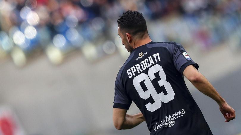 Serie A Parma, Sprocati: «Il mio primo gol? Emozione unica»