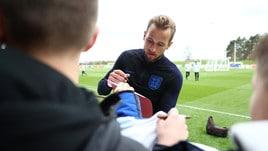 Qualificazioni Euro 2020: Inghilterra a 1,28 con la Repubblica Ceca