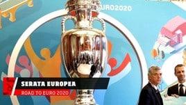 Euro 2020, stasera al via le qualificazioni