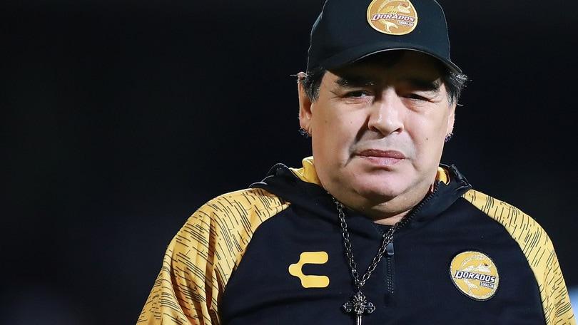 «Huracan e Colon pensano a Maradona»