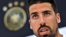 Serie A Juventus, via libera per Khedira: può tornare all'agonismo