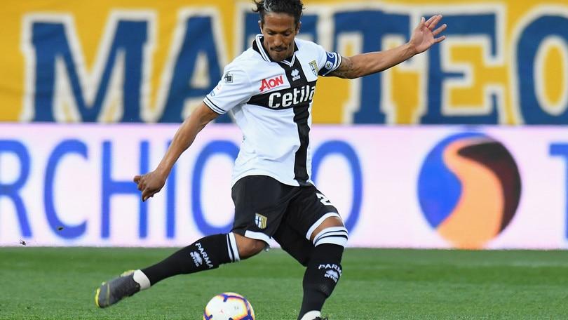 Serie A Parma, allenamento coi compagni per Bruno Alves