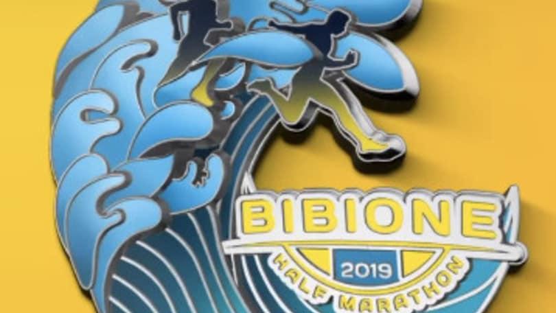 Bibione Half Marathon: un'onda come medaglia