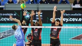 Volley: Champions League, Civitanova batte la Dinamo e conquista la semifinale