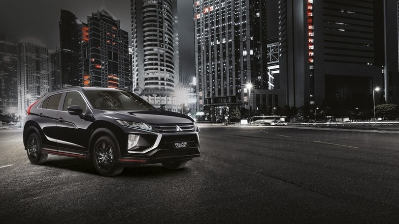 Mitsubishi Eclipse Cross Knight il suv dall'anima dark