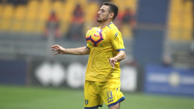 Serie A Frosinone, torna Beghetto: sarà l'anti-Lazzari