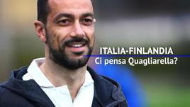 Italia-Finlandia, ci pensa Quagliarella?