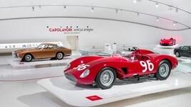 """Ferrari, la mostra """"Capolavori senza tempo"""