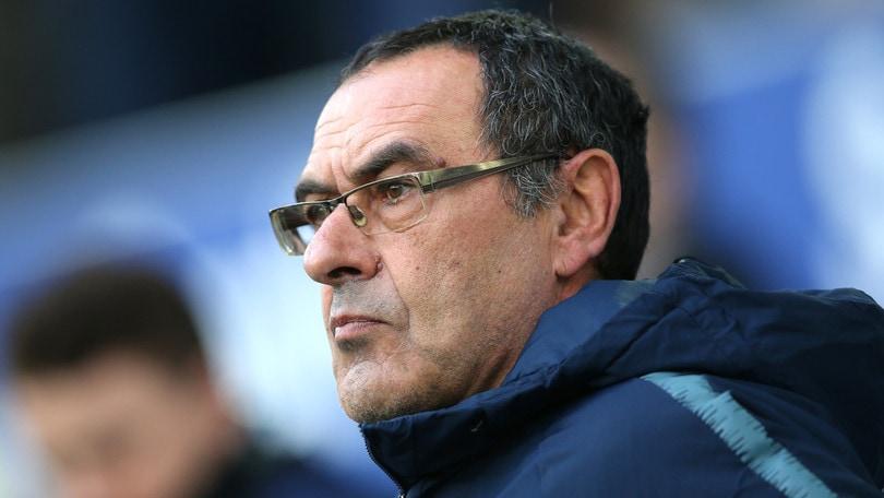 «Il Chelsea pensa al dopo Sarri: due nomi per la prossima stagione»