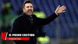 Fiorentina, il primo casting è per Di Francesco