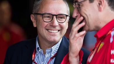 F1 Domenicali: «In Bahrain vedremo la vera Ferrari»