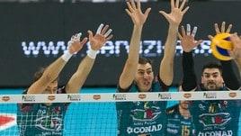 Volley: Superlega, Regular Season all'ultima giornata, in palio i posti Play Off