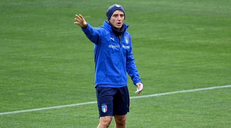 Mancini: «Voglio un'Italia con entusiasmo e... gol»