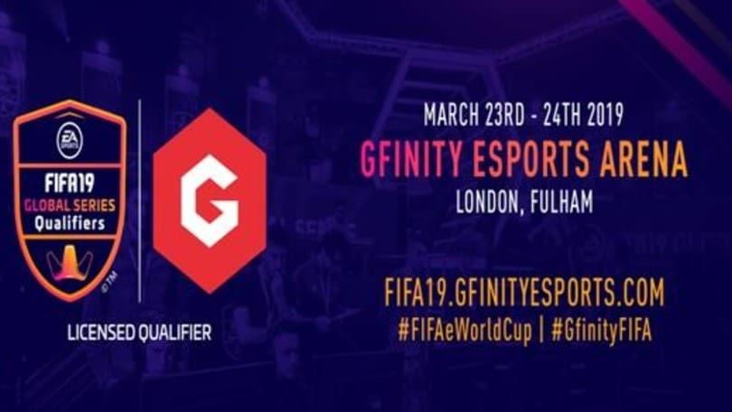 A Londra si gioca l'ultima edizione delle Gfinity FIFA Series 2019