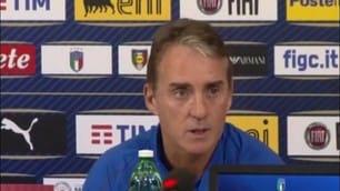 """Mancini: """"Vogliamo vincere e segnare"""""""