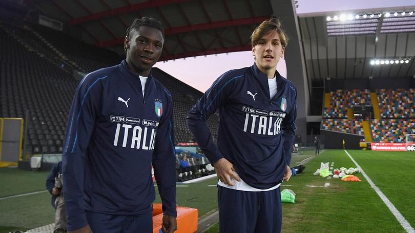 Diretta Italia-Spagna ore 21: formazioni ufficiali e dove vedere in tv gli Europei U21