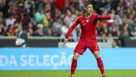 Cristiano Ronaldo non basta, solo pari per il Portogallo con l'Ucraina
