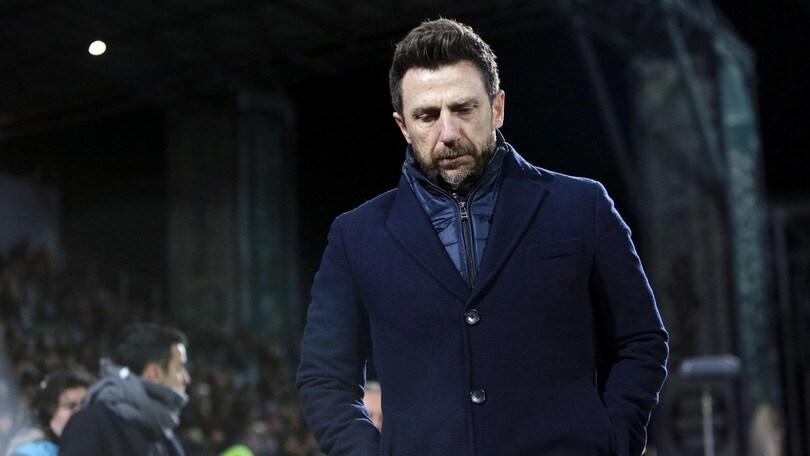 Fiorentina, si lavora per la panchina: Di Francesco prima scelta