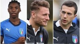 Italia-Finlandia, la probabile formazione degli azzurri