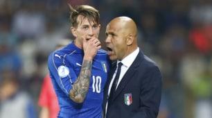 Italia, a Bernardeschi la 10: tutti i numeri di maglia