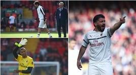Liverpool-Milan Legends: i campioni del passato in campo ad Anfield