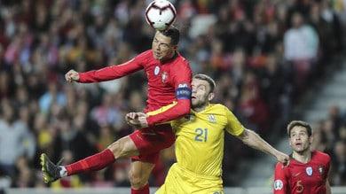 Qualificazioni Euro 2020: CR7, chance gol con la Serbia a 1,90
