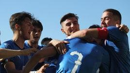Italia U16, trionfo con la Germania: a segno due giovani dell'Inter