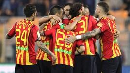 Serie B, Lecce a valanga sull'Ascoli: 7-0