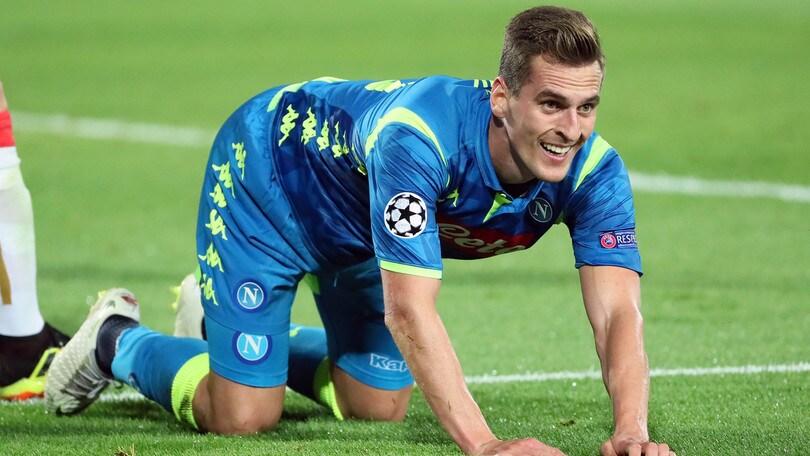 Polonia, otto giocatori infetti: